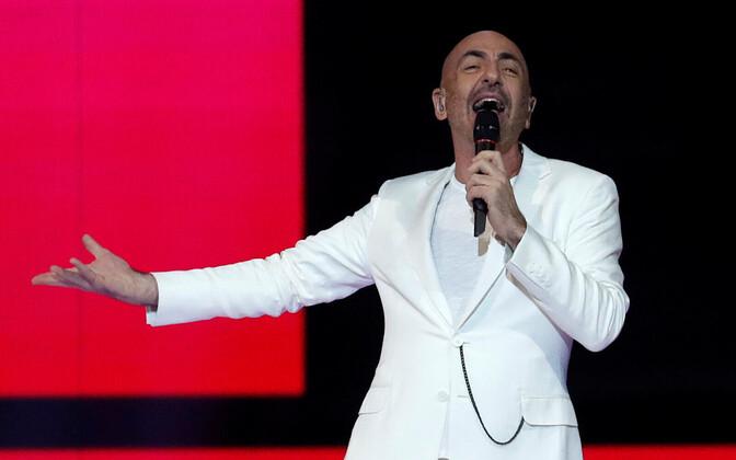 Eurovisiooni I pooflinaal, San Marino