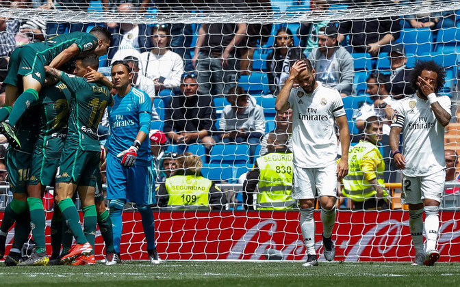 Madridi Real - Betise Real