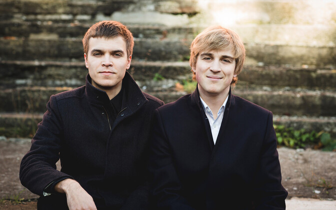 Marten Altrov ja Johan Randvere