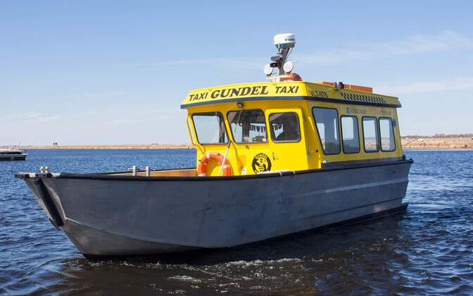 Meretakso Gundel