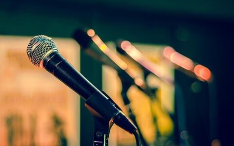 Микрофон. Иллюстративное фото