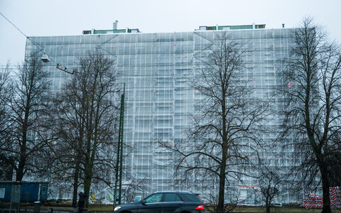 Cредняя сумма пособия на реновацию составит около 300 000 евро. Иллюстративная фотография.
