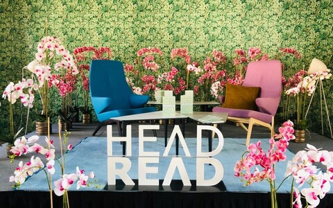 The 2019 edition of HeadRead Literary Festival will kick off with an event on Tuesday night already.