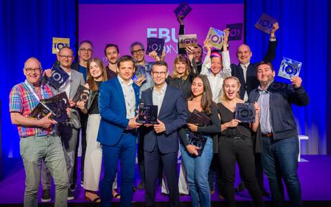 EBU Connect 2019 auhinnad
