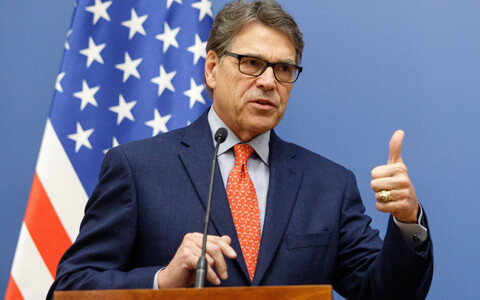 USA energiaminister Rick Perry.