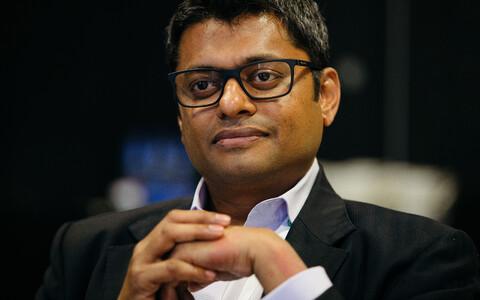 Ravi Shankar Chaturvedi.