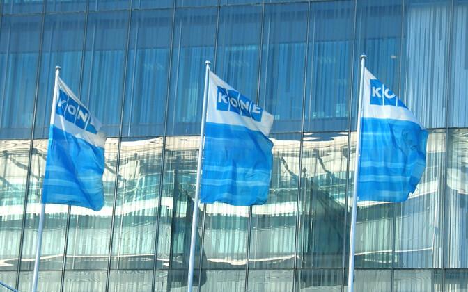 Kone peakorter Espoos.