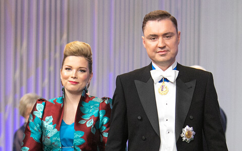 Taavi Rõivas ja Luisa Rõivas