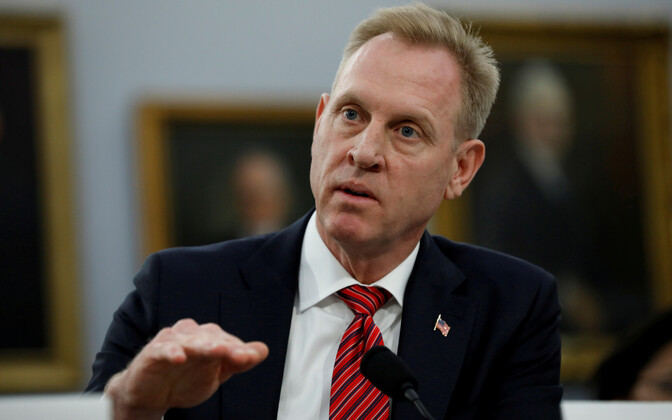 USA kaitseministri kohusetäitja Patrick Shanahan.