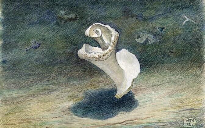 Üks väikene laul oli rannas maas 1990 Ilmar Malin.