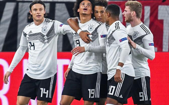 На ближайшие матчи сборная Германии выйдет в роли фаворита.
