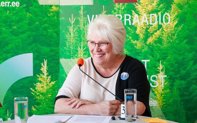 Uuringufirmad prognoosivad suurimat toetust Marina Kaljurannale.