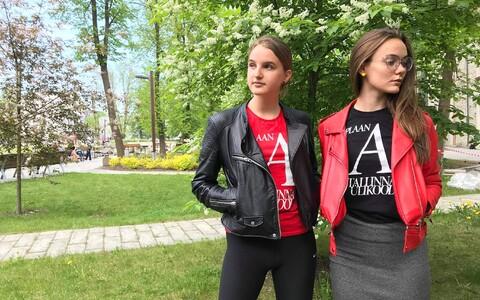 Prügiblogi peavad Marilind Reemann (vasakul) ja Triin Killing.