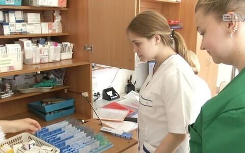 Студенты из Санкт-Петербурга.