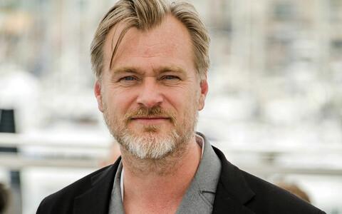 Filmilavastaja Christopher Nolan.