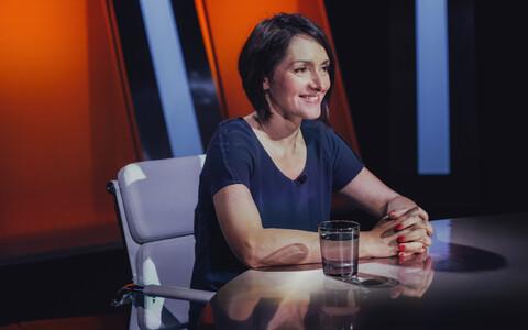 Главный редактор ETV+ Екатерина Таклая.