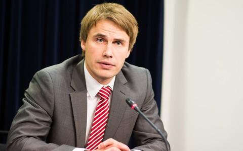 Rannar Vassiljev (SDE).