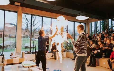 Kas Viljandi Gümnaasium võiks olla aasta kool 2019?