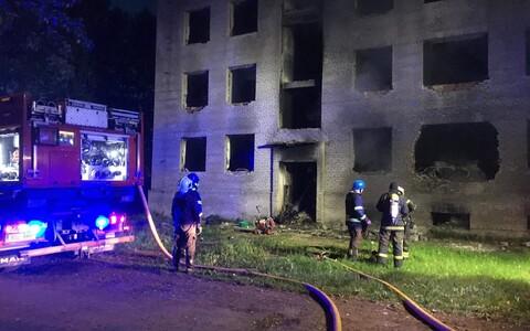 Взрыв в пустующем доме в Сомпа заставил вновь обратить внимание на проблему заброшенных домов.