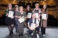Rahvusooperis Estonia jagati kolleegipreemiaid.