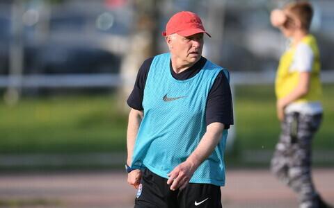 И.о. главного тренера