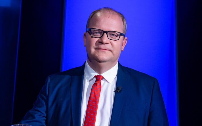 MEP Urmas Paet (Reform/ALDE)