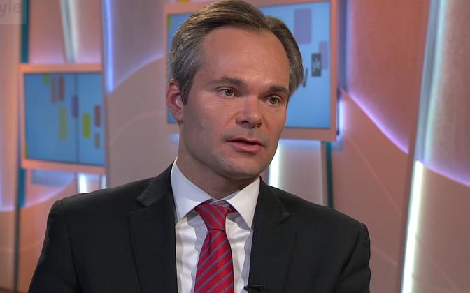Soome siseminister Kai Mykkänen.