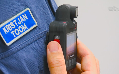У полицейских теперь есть портативные камеры.
