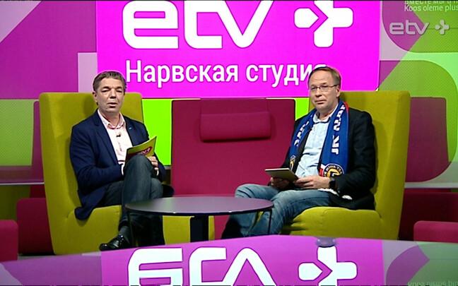 Юрий Николаев и Сергей Степанов.