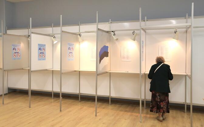 Euroopa Parlamendi valimised Eestis.