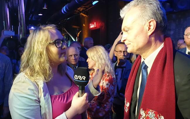 c004dae373e ERR Leedus: uus president tahab regulaarseid Balti riigipeade kohtumisi