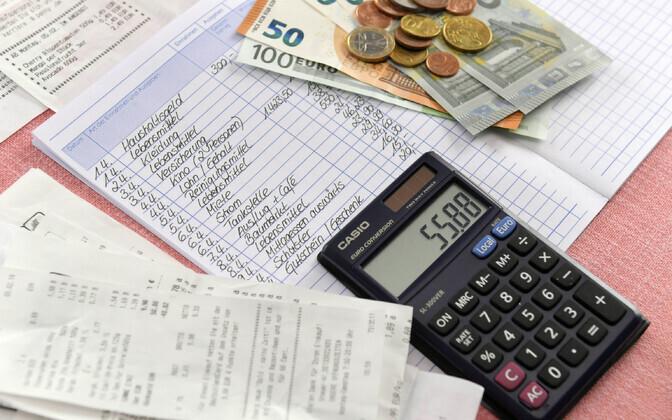 Raha ja arvepidamine