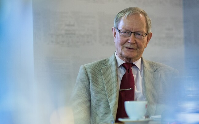 Тунне Келам проработал в Европейском парламенте 15 лет.