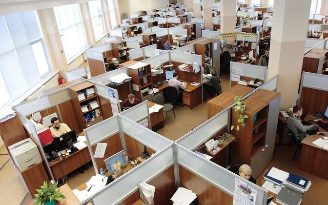 Новые данные в Регистре работы послужат исходными данными при переписи населения. Иллюстративная фотография.