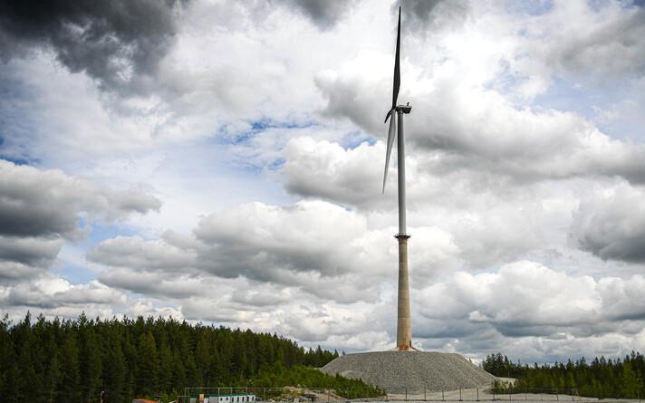 Строительство парка ветрогенераторов в Айду остановили из соображений национальной безопасности.