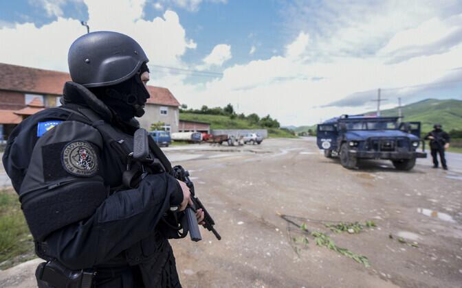 Kosovo salakaubaveo vastane politseioperatsioon.