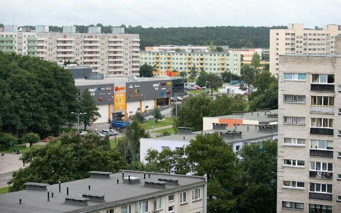 В этом году финансовую помощь получат 50 квартирных товариществ, а средняя сумма пособия составит порядка 300 000 евро. Иллюстративная фотография.