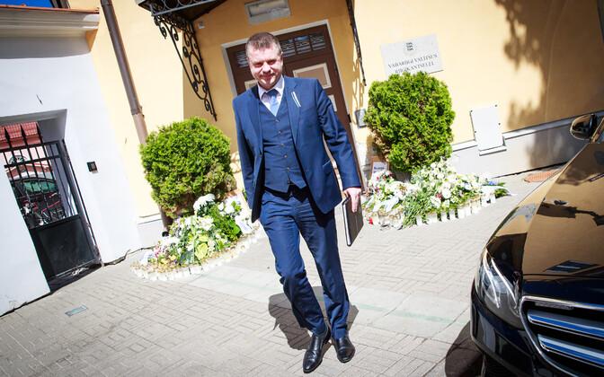 Välisminister Urmas Reinsalu.