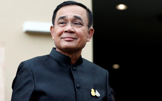 Tai peaminister Prayuth Chan-ocha.