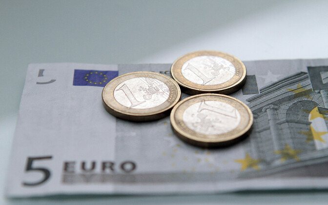 The Estonian economy grew 4.5 percent on year in the first quarter of 2019.