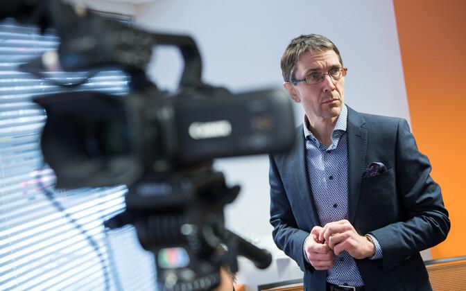 Tõnu Mertsina, Swedbanki peaökonomist