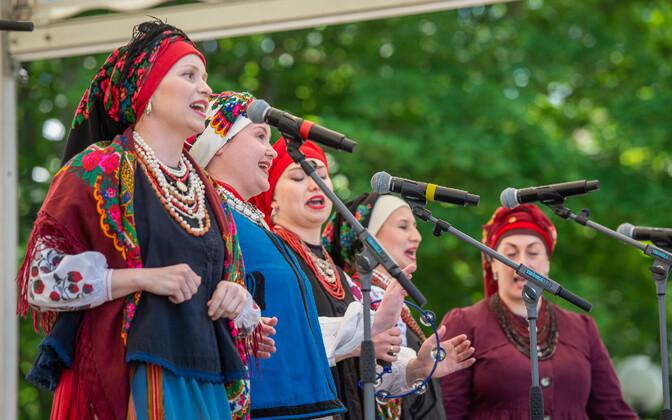 Rahvusvaheline pärimuspidu Baltica