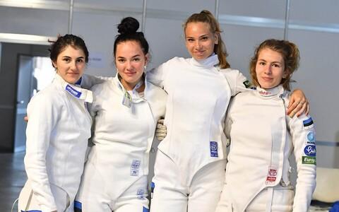 Eesti U-23 epeevehklemise naiskond