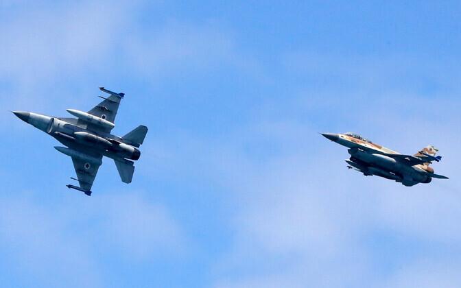 Iisraeli õhuvägi.
