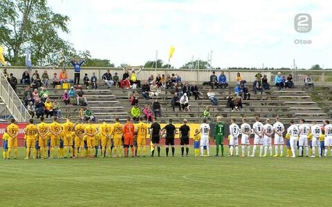 FC Kuressaare - Tallinna FC Flora