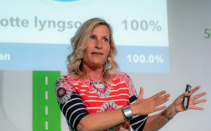 Innovatsiooni ja futuroloogia ettevõtte Future Navigator kaasasutaja Liselotte Lyngsø.