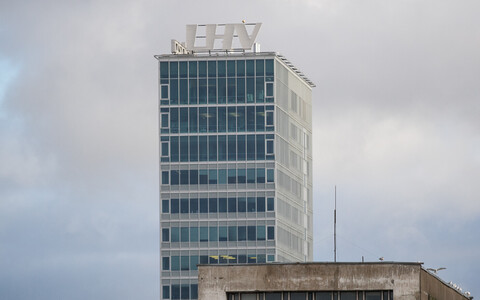 LHV headquarters in Tallinn.