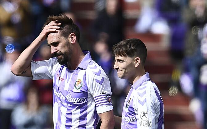 Kokkuleppemängude skandaali on segatud ka hooaja viimase matši järel karjääri lõpetanud Valladolidi pallur Borja Fernandez.