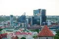 LHV ja SEB panga hooned Tallinnas