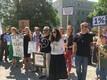 Akadeemiliste töötajate hoiatusstreik Tartus